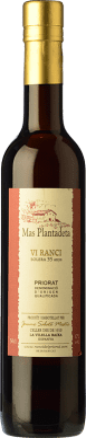 38,95 € Free Shipping | Fortified wine Sabaté Mas Plantadeta Ranci Solera D.O.Ca. Priorat Catalonia Spain Grenache Medium Bottle 50 cl