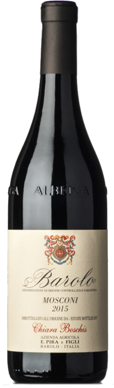 109,95 € Free Shipping   Red wine Boschis Mosconi D.O.C.G. Barolo Piemonte Italy Nebbiolo Bottle 75 cl