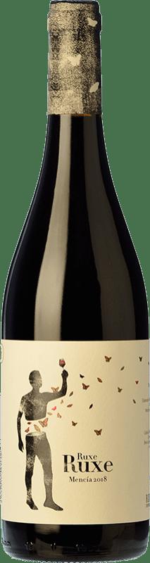 13,95 € Free Shipping | Red wine Coca i Fitó Ruxe Ruxe Joven D.O. Ribeira Sacra Galicia Spain Mencía Bottle 75 cl