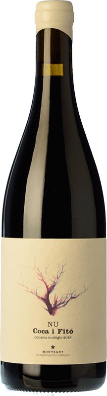 16,95 € Free Shipping | Red wine Coca i Fitó Nu Joven D.O. Montsant Catalonia Spain Grenache Bottle 75 cl
