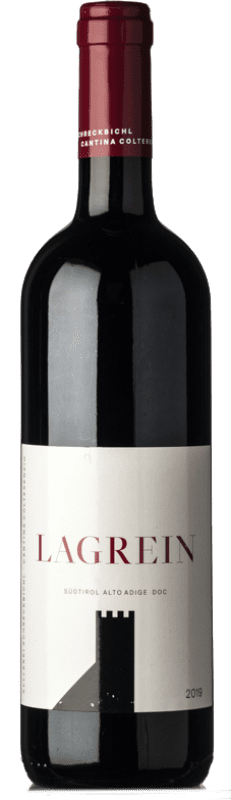 13,95 € Free Shipping | Red wine Colterenzio D.O.C. Alto Adige Trentino-Alto Adige Italy Lagrein Bottle 75 cl