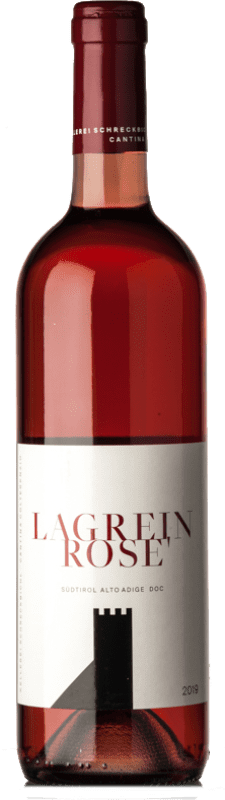 12,95 € Free Shipping | Rosé wine Colterenzio Rosé D.O.C. Alto Adige Trentino-Alto Adige Italy Lagrein Bottle 75 cl