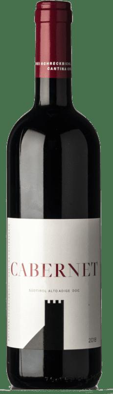 11,95 € Free Shipping | Red wine Colterenzio D.O.C. Alto Adige Trentino-Alto Adige Italy Cabernet Sauvignon Bottle 75 cl