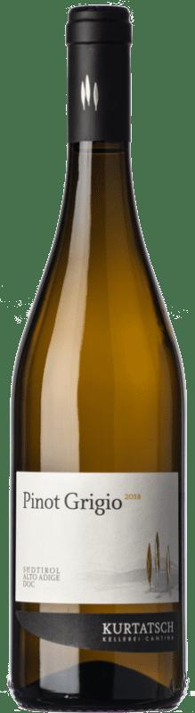 11,95 € Free Shipping   White wine Cortaccia D.O.C. Alto Adige Trentino-Alto Adige Italy Pinot Grey Bottle 75 cl