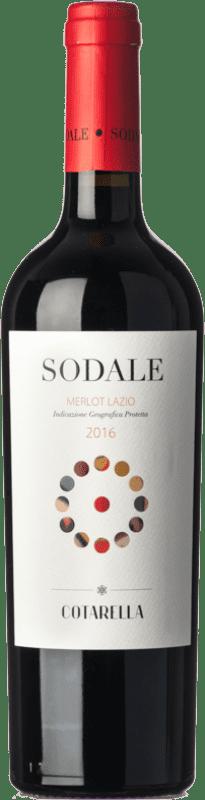 21,95 € Free Shipping   Red wine Falesco Sodale I.G.T. Lazio Lazio Italy Merlot Bottle 75 cl
