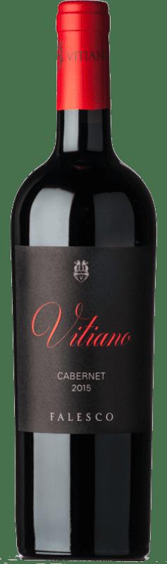 9,95 € Free Shipping   Red wine Falesco Vitiano San Lorenzo I.G.T. Umbria Umbria Italy Cabernet Sauvignon Bottle 75 cl