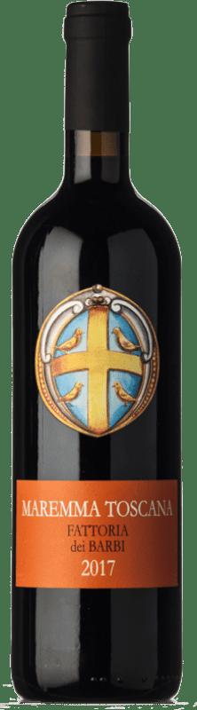 11,95 € Free Shipping   Red wine Fattoria dei Barbi D.O.C. Maremma Toscana Tuscany Italy Merlot, Cabernet Sauvignon, Grenache Tintorera, Sangiovese, Petit Verdot Bottle 75 cl