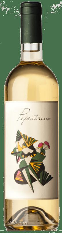 6,95 € Free Shipping | White wine Fèlsina Bianco Pepestrino I.G.T. Toscana Tuscany Italy Trebbiano, Chardonnay, Sauvignon Bottle 75 cl
