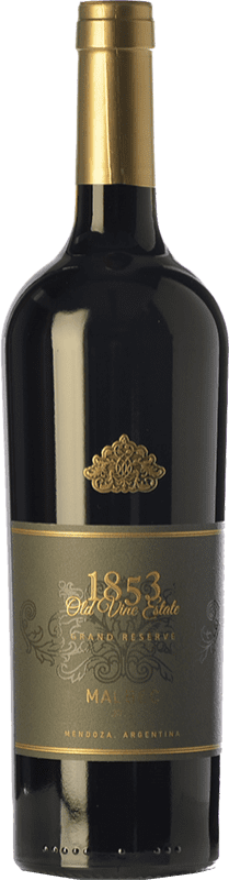 43,95 € Free Shipping   Red wine Kauzo 1853 Gran Reserva I.G. Valle de Uco Uco Valley Argentina Malbec Bottle 75 cl