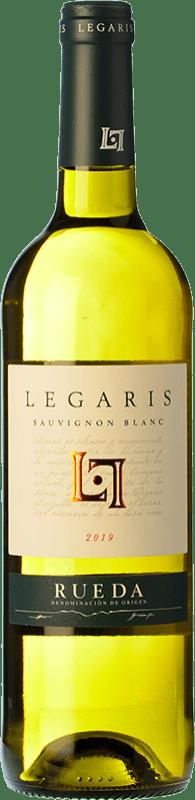 10,95 € Free Shipping   White wine Legaris D.O. Rueda Castilla y León Spain Sauvignon White Bottle 75 cl