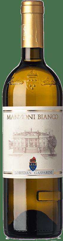 11,95 € Free Shipping   White wine Loredan Gasparini I.G.T. Marca Trevigiana Veneto Italy Manzoni Bianco Bottle 75 cl