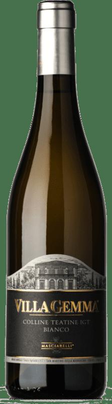 16,95 € Free Shipping   White wine Masciarelli Villa Gemma Bianco I.G.T. Colline Teatine Abruzzo Italy Trebbiano d'Abruzzo, Coda di Volpe, Pecorino Bottle 75 cl