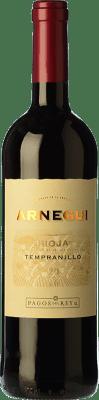 Pagos del Rey Arnegui Tempranillo Rioja Joven 75 cl