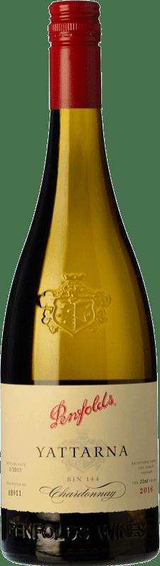 202,95 € Free Shipping   White wine Penfolds Yattarna Crianza Australia Chardonnay Bottle 75 cl