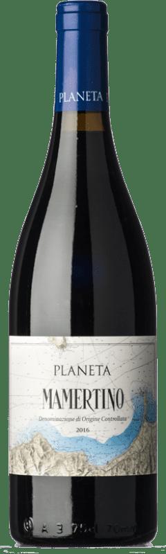 21,95 € Free Shipping   Red wine Planeta D.O.C. Mamertino di Milazzo Sicily Italy Nero d'Avola, Nocera Bottle 75 cl