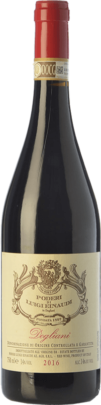 11,95 € Free Shipping | Red wine Einaudi D.O.C. Dogliani Canavese Piemonte Italy Dolcetto Bottle 75 cl