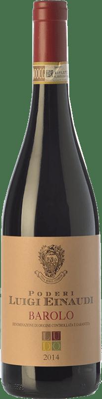 34,95 € Free Shipping | Red wine Einaudi Ludo D.O.C.G. Barolo Piemonte Italy Nebbiolo Bottle 75 cl
