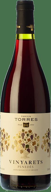 14,95 € Free Shipping   Red wine Torres Vinyarets Roble D.O. Penedès Catalonia Spain Tempranillo, Grenache, Sumoll Bottle 75 cl