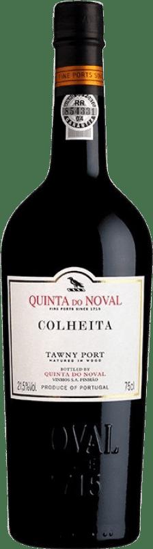 67,95 € Free Shipping | Fortified wine Quinta do Noval Tawny Colheita Old Port 2003 I.G. Porto Porto Portugal Touriga Franca, Touriga Nacional, Tinta Roriz Bottle 75 cl