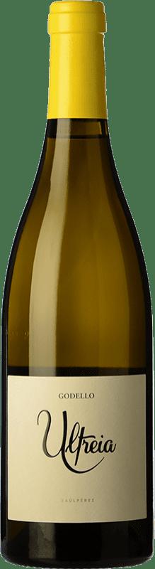 16,95 € Free Shipping | White wine Raúl Pérez Ultreia Crianza D.O. Bierzo Castilla y León Spain Godello Bottle 75 cl