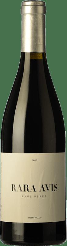47,95 € Free Shipping | Red wine Raúl Pérez Rara Avis Crianza D.O. Tierra de León Castilla y León Spain Prieto Picudo Bottle 75 cl