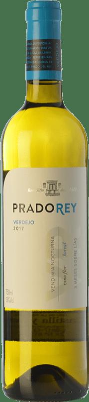 6,95 € Free Shipping | White wine Ventosilla PradoRey D.O. Rueda Castilla y León Spain Verdejo Bottle 75 cl