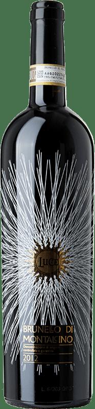 108,95 € Free Shipping   Red wine Luce della Vite D.O.C.G. Brunello di Montalcino Tuscany Italy Sangiovese Bottle 75 cl