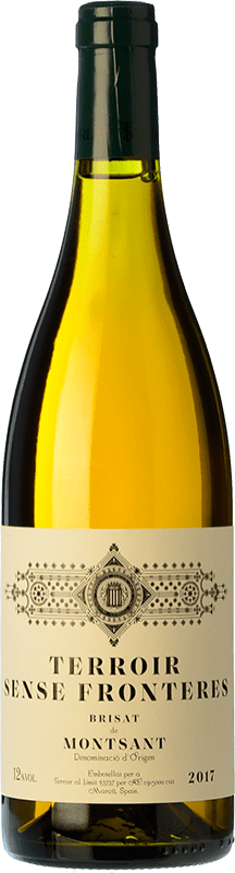 22,95 € Free Shipping   White wine Terroir al Límit Sense Fronteres Brisat D.O. Montsant Catalonia Spain Grenache White, Macabeo Bottle 75 cl
