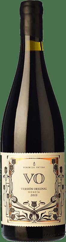 27,95 € Free Shipping   Red wine Verónica Ortega V.O. Crianza D.O. Bierzo Castilla y León Spain Mencía Bottle 75 cl