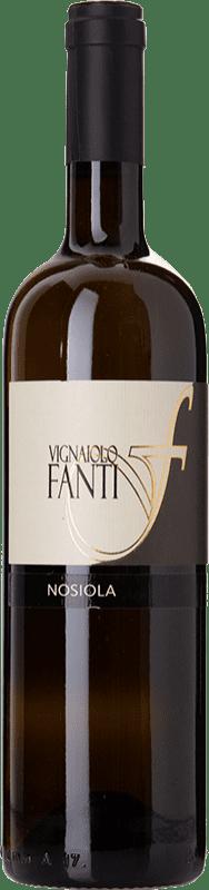 14,95 € Free Shipping | White wine Vignaiolo Tenuta Fanti I.G.T. Vigneti delle Dolomiti Trentino-Alto Adige Italy Nosiola Bottle 75 cl