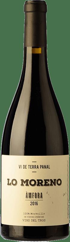 21,95 € Free Shipping   Red wine Vins del Tros Lo Moreno Roble Spain Morenillo Bottle 75 cl