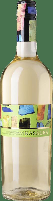 6,95 € Free Shipping | White wine Zaccagnini Kasaura D.O.C. Abruzzo Abruzzo Italy Pecorino Bottle 75 cl