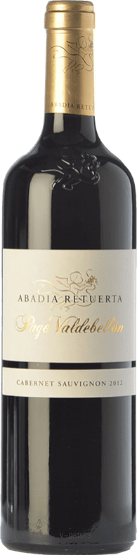 69,95 € 免费送货 | 红酒 Abadía Retuerta Pago de Valdebellón Reserva I.G.P. Vino de la Tierra de Castilla y León 卡斯蒂利亚莱昂 西班牙 Cabernet Sauvignon 瓶子 75 cl