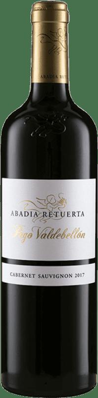 69,95 € Envoi gratuit | Vin rouge Abadía Retuerta Pago de Valdebellón Reserva I.G.P. Vino de la Tierra de Castilla y León Castille et Leon Espagne Cabernet Sauvignon Bouteille 75 cl