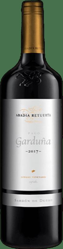 78,95 € 免费送货 | 红酒 Abadía Retuerta Pago La Garduña Reserva I.G.P. Vino de la Tierra de Castilla y León 卡斯蒂利亚莱昂 西班牙 Syrah 瓶子 75 cl
