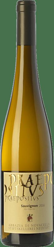 26,95 € Free Shipping | White wine Abbazia di Novacella Praepositus D.O.C. Alto Adige Trentino-Alto Adige Italy Sauvignon Bottle 75 cl