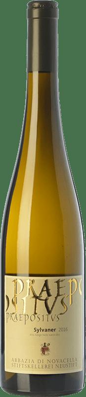 22,95 € | White wine Abbazia di Novacella Praepositus D.O.C. Alto Adige Trentino-Alto Adige Italy Sylvaner Bottle 75 cl