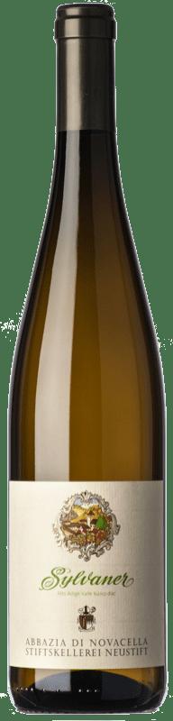 15,95 € Free Shipping | White wine Abbazia di Novacella D.O.C. Alto Adige Trentino-Alto Adige Italy Sylvaner Bottle 75 cl