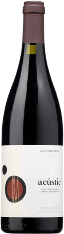 33,95 € | Red wine Acústic Crianza D.O. Montsant Catalonia Spain Grenache, Samsó Magnum Bottle 1,5 L
