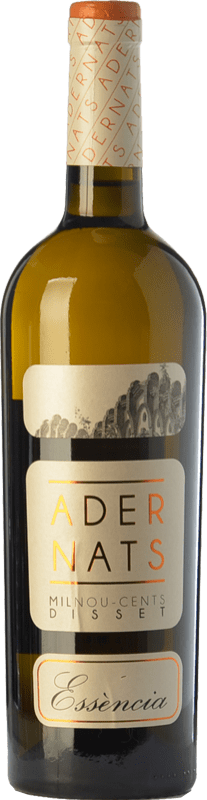 9,95 € Free Shipping | White wine Adernats Essència Crianza D.O. Tarragona Catalonia Spain Xarel·lo Bottle 75 cl