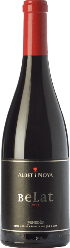 77,95 € Free Shipping | Red wine Albet i Noya Crianza D.O. Penedès Catalonia Spain Belat Bottle 75 cl