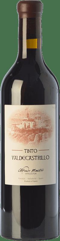 13,95 € 免费送货 | 红酒 Maestro Tejero Castrillo de Duero Crianza I.G.P. Vino de la Tierra de Castilla y León 卡斯蒂利亚莱昂 西班牙 Tempranillo 瓶子 75 cl