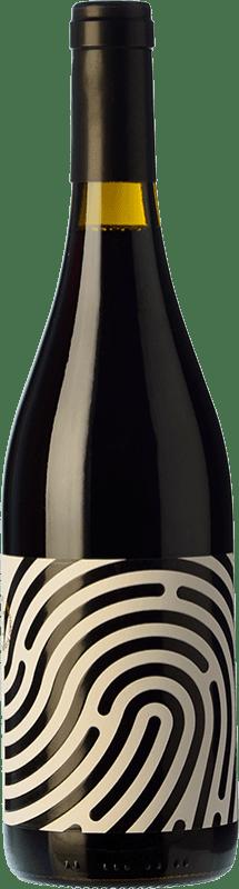 7,95 € | Red wine Almanseñas La Huella de Adaras Joven D.O. Almansa Castilla la Mancha Spain Syrah, Grenache, Monastrell Bottle 75 cl