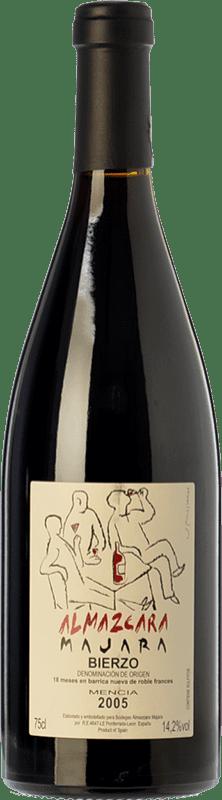 74,95 € | Red wine Almázcara Majara Mencía Crianza 2007 D.O. Bierzo Castilla y León Spain Mencía, Prieto Picudo Bottle 75 cl