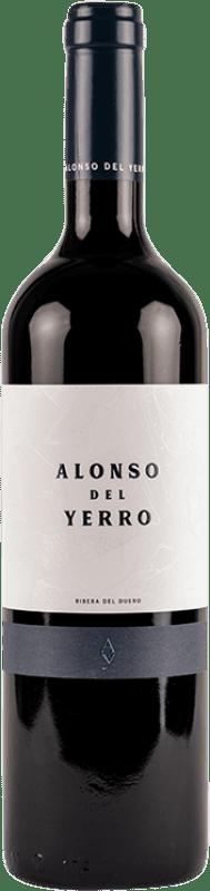 23,95 € 免费送货 | 红酒 Alonso del Yerro Crianza D.O. Ribera del Duero 卡斯蒂利亚莱昂 西班牙 Tempranillo 瓶子 75 cl