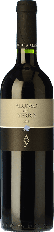 23,95 € Envío gratis | Vino tinto Alonso del Yerro Crianza D.O. Ribera del Duero Castilla y León España Tempranillo Botella 75 cl