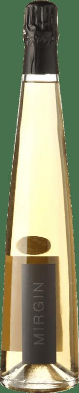 49,95 € Envoi gratuit | Blanc moussant Alta Alella AA Mirgin Exeo Paratge Qualificat Vallcirera D.O. Cava Catalogne Espagne Chardonnay, Pensal Blanc Bouteille 75 cl