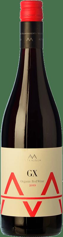 9,95 € Envoi gratuit | Vin rouge Alta Alella AA Gx Joven D.O. Alella Catalogne Espagne Grenache Bouteille 75 cl