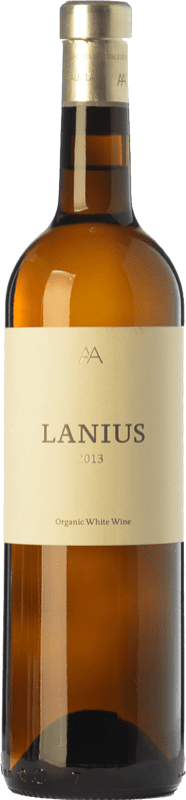 17,95 € | White wine Alta Alella AA Lanius Crianza D.O. Alella Catalonia Spain Viognier, Muscat of Alexandria, Chardonnay, Sauvignon White, Pensal White Bottle 75 cl