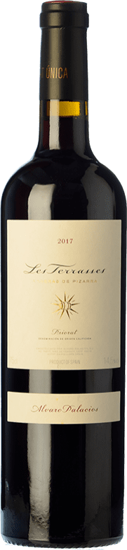 29,95 € Free Shipping | Red wine Álvaro Palacios Les Terrasses Laderas de Pizarra Crianza D.O.Ca. Priorat Catalonia Spain Syrah, Grenache, Cabernet Sauvignon, Carignan Bottle 75 cl